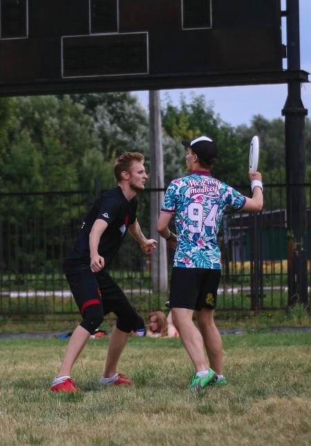 Сергей Демин на турнире DISCOVERY-2020.FEST
