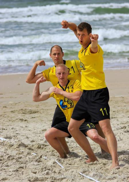 Artūras Petrauskas на турнире Sun Beam 2012