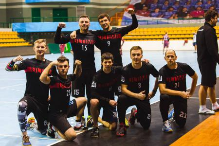 Artūras Petrauskas на турнире Winter Brest 2018