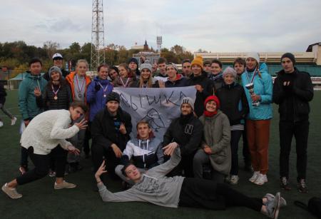 Светлана Корнилова на турнире Кубок Столетовых 2016