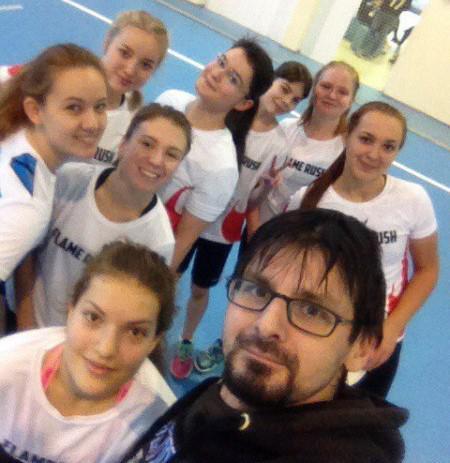 Светлана Корнилова на турнире ЗаПуск 2016
