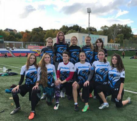 Светлана Корнилова на турнире Кубок Столетовых 2017
