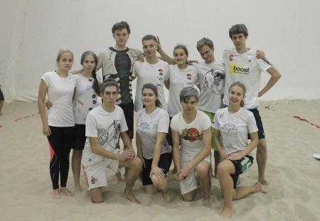 Светлана Корнилова на турнире Высшая Битва 2017