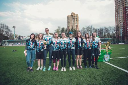 Светлана Корнилова на турнире Кубок Конструкторов 2018