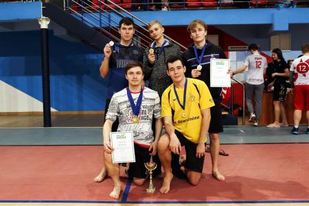 Владислав Букилин на турнире BEST 2017 (сезон 2016)