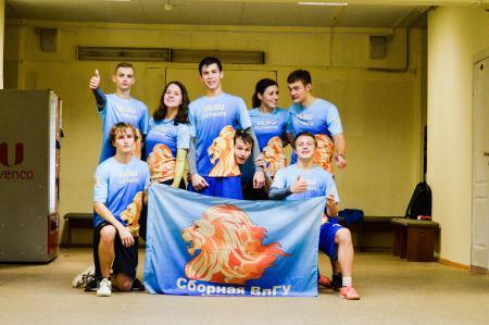 Владислав Букилин на турнире Кубок Владимира 2016