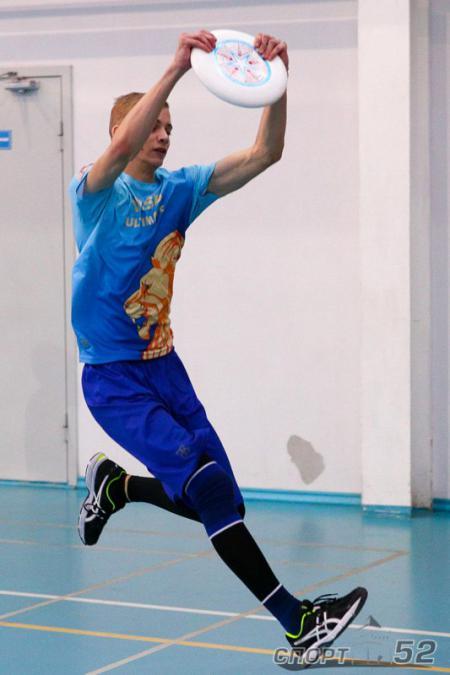 Владислав Букилин на турнире Летящий СпиНН 2017