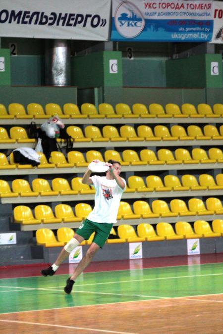 Виталя Короткевич на турнире Lynxes' White Cup 2017