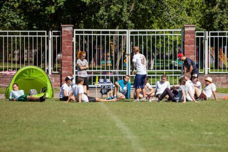 Виталя Короткевич на турнире Возвращение газона 2017