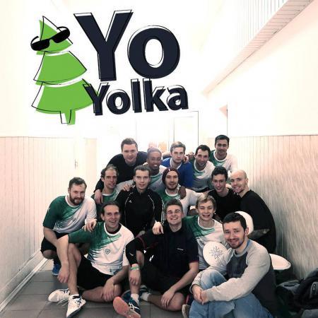 Виталя Короткевич на турнире Yo-Yolka 2018