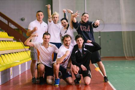 Виталя Короткевич на турнире Капялюш 2018