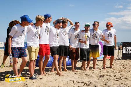 Виталя Короткевич на турнире Ukraine Beach Open (ПЧУ) 2018