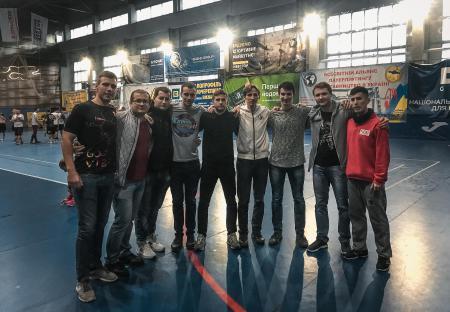 Виталя Короткевич на турнире Lubart Ultimate Cup 2018