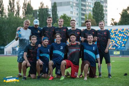 Виталя Короткевич на турнире ОЧУ 2019