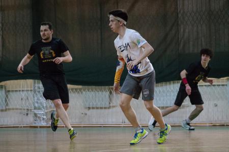 Иван Резник на турнире ОП 2021