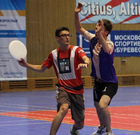 Дмитрий Ибрагимов на турнире КАСКА 2017