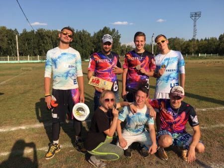 Семён Жуков на турнире UFO Games 2017
