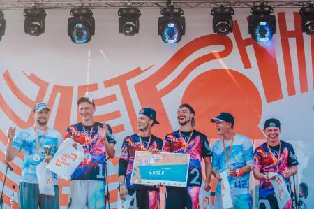 Семён Жуков на турнире Электронный берег 2017
