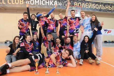 Семён Жуков на турнире Омская Птица 2018