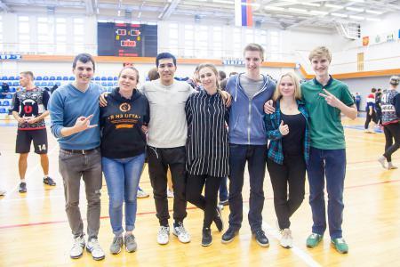 Александра Ларина на турнире Лорд Новгород 2019