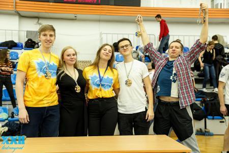 Александра Ларина на турнире Лорд Новгород 2020