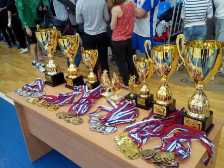 Одик Махмудов на турнире Лорд Новгород 2015