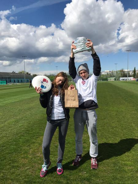 Аделина Королькова на турнире Vienna Junior League 2017