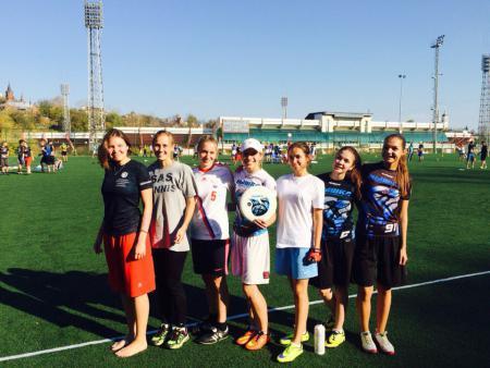 Melina Bacher на турнире Кубок Столетовых 2015