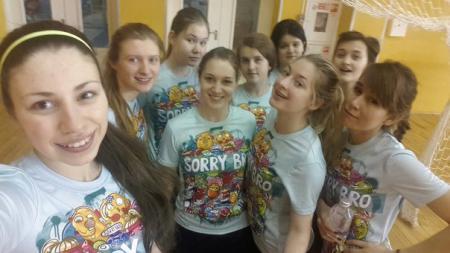 Melina Bacher на турнире Лорд Новгород 2016