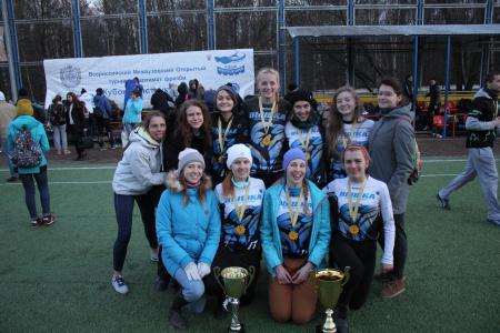 Кира Сурикова на турнире Кубок Конструкторов 2017