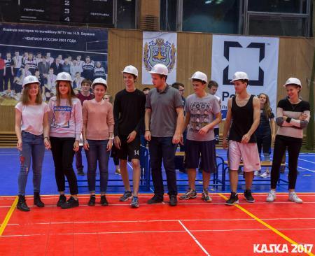 Кира Сурикова на турнире КАСКА 2017