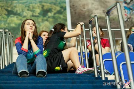 Лиза Акимушкина на турнире ЗаПуск 2017