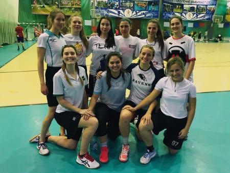 Лиза Акимушкина на турнире КС 2019