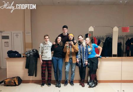Лиза Акимушкина на турнире Миксомания 2020