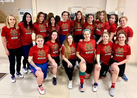 Лиза Акимушкина на турнире ЗАПУСК 2021