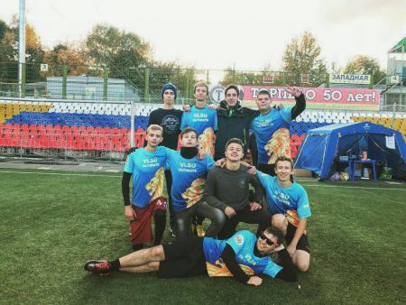 Павел Полунин на турнире Кубок Столетовых 2017