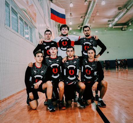 Павел Полунин на турнире Александровская слобода 2018