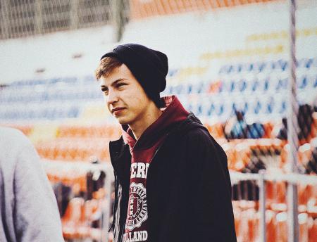 Павел Полунин на турнире Кубок Столетовых 2018