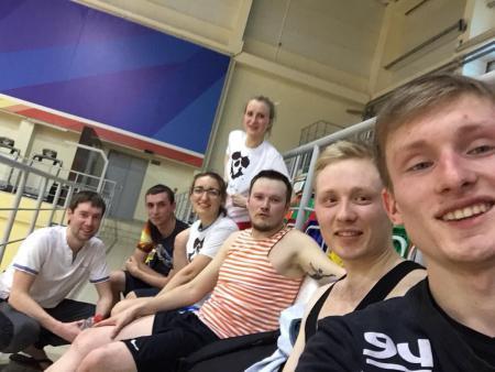 Люция Дроздова на турнире Оттепель 2017