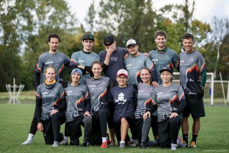 Люция Дроздова на турнире МЧР 2018
