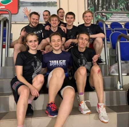Люция Дроздова на турнире Миксомания 2020