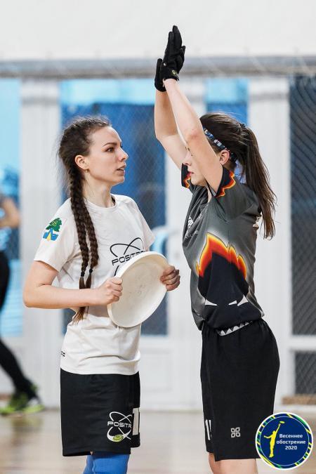 Валерия Кириллова на турнире Весеннее обострение 2020