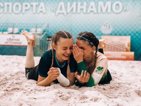Валерия Кириллова на турнире ОЧМ 2020