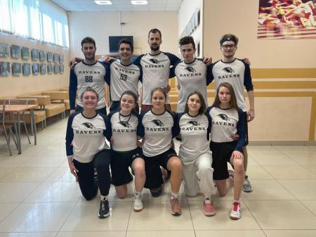 Валерия Кириллова на турнире Весеннее обострение 2021