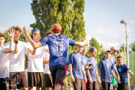 Кирилл Остапенко на турнире EYU Cup 2017