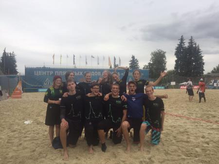 Кирилл Остапенко на турнире Открытый Чемпионат Москвы 2017