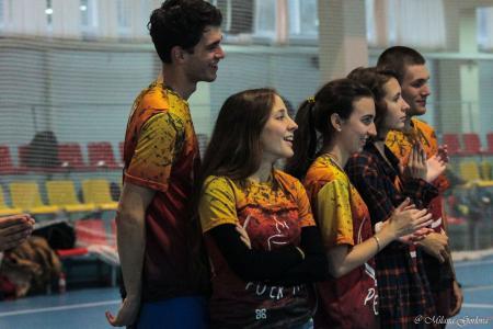 Кирилл Остапенко на турнире Миксомания 2017
