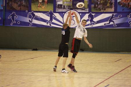 Кирилл Остапенко на турнире Конституционный слет 2017