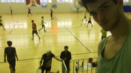 Кирилл Остапенко на турнире Александровская слобода 2017