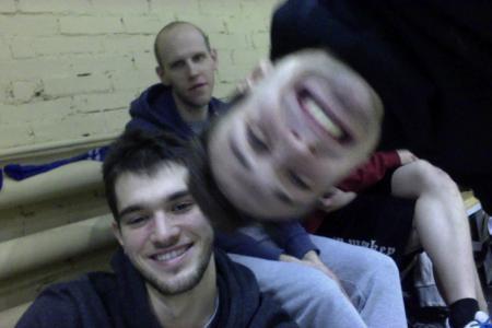 Кирилл Остапенко на турнире Хард Лига 2018